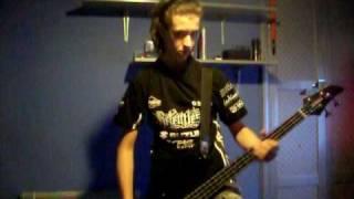 Children Of Bodom Knuckleduster Bass Cover