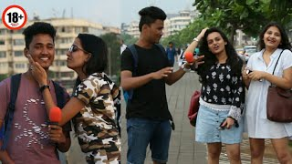 Dirty Mind Test | झुकते Waqt Ladki Ka Kya Dikta Hai ?