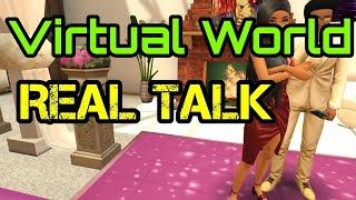 Avakin Life  - Virtual World, Real Talk
