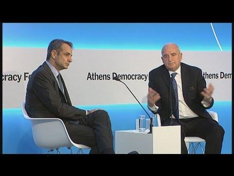 Κυρ. Μητσοτάκης: Το όποιο επιπλέον πλεόνασμα θα δοθεί τον Δεκέμβριο για τη στήριξη των ασθενέστερων