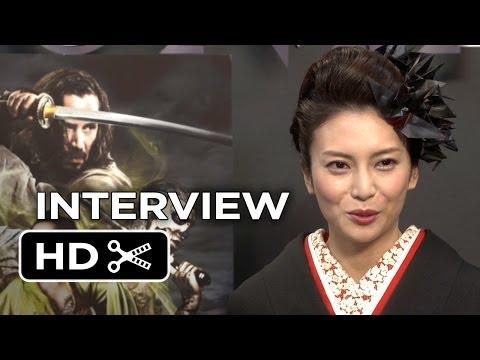 47 Ronin Interview - Ko Shibasaki & Jin Akanishi (2013) - Action Adventure Movie HD