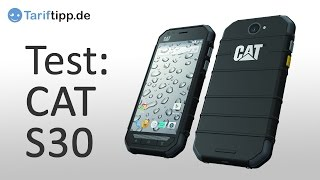 CAT S30 | Test deutsch