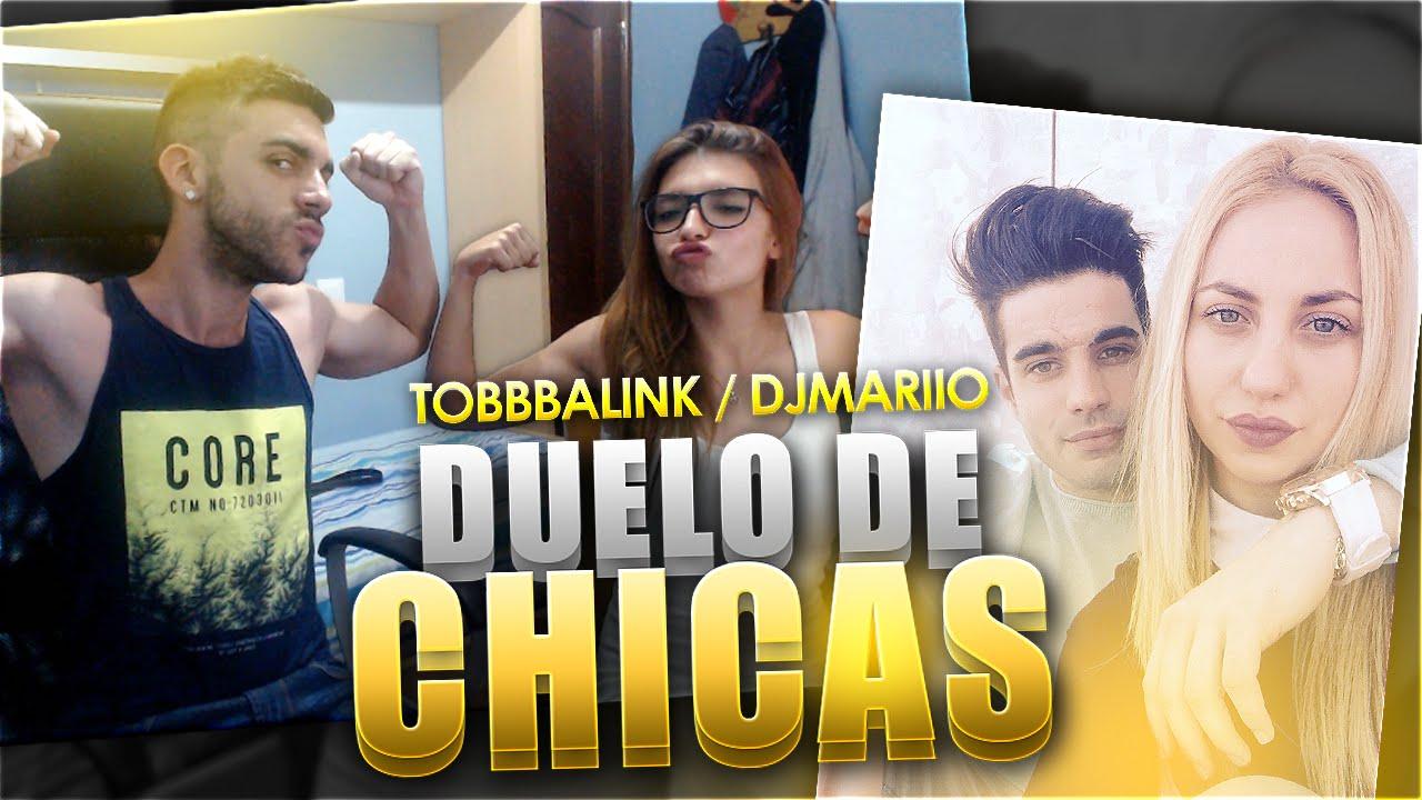 DUELO DE CHICAS  | | FUT 15 | | LARA Y TOBBALink VS YOLI Y DJMARIIO