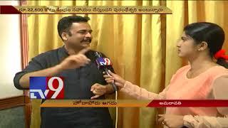 Face to face with Hero Sivaji on AP Special Status - TV9