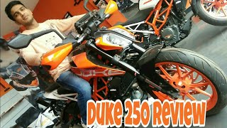 KTM DUKE 250 2018 | KTM 250 DUKE | 2018 DUKE REVIEW