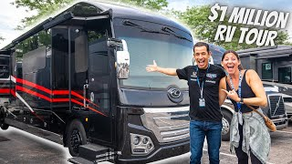 Behind the Scenes of the INDY 500! (inside a pro race car driver's RV)