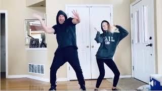 Quarantine Father Daughter Dance Off