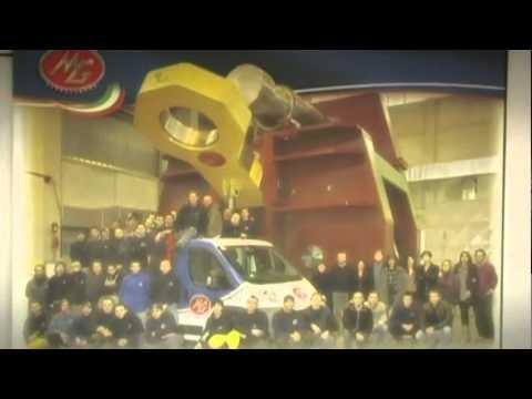 MG SRL Italy - zwijarki do blachy - producent, typy.avi - zdjęcie