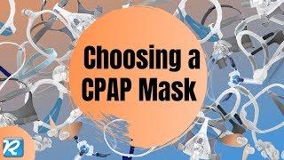 Choosing a CPAP Mask: A Beginner's Guide// Sleep Apnea 101 // How do I Choose a CPAP Mask