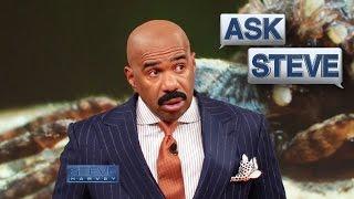 Ask Steve: They Lay Low || STEVE HARVEY