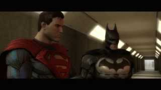 Injustice Gods Among Us Ending