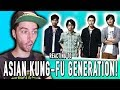 REACTING TO ASIAN KUNG FU GENERATION