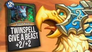 Unnerfed Extra Arms for Beast Hunter?! | Standard | Hearthstone