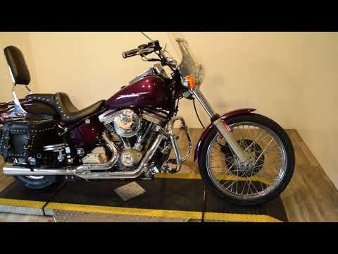 1999 Harley-Davidson FXST in Wauconda, Illinois