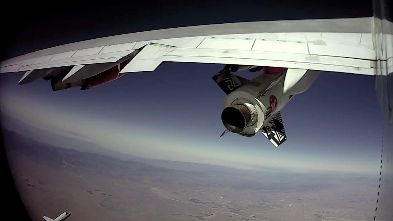 Зачем Virgin Orbit сбросила космическую ракету с самолета?