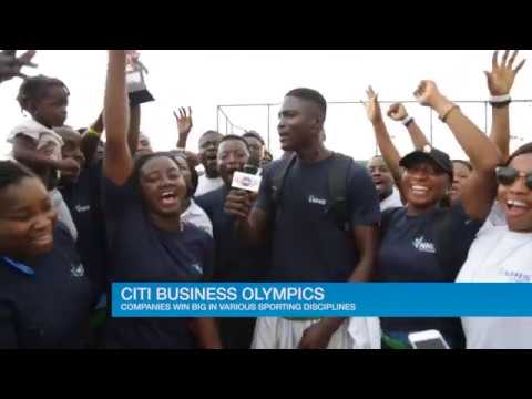 GCB sweeps six trophies at #CitiBizOlympics