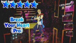 Dance Central Spotlight - Break Your Heart (DLC) - Pro Routine - 5 Gold Stars