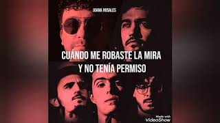 Morat Ft Andrés Cepeda   Déjame Ir (Lyrics)