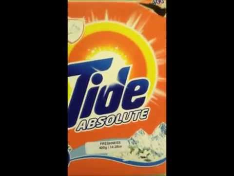 LAUNDRY DETERGENT REVIEW; IS THIS REALLY TIDE?