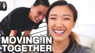 WE'RE MOVING IN TOGETHER AGAIN! | WahlieTV EP519