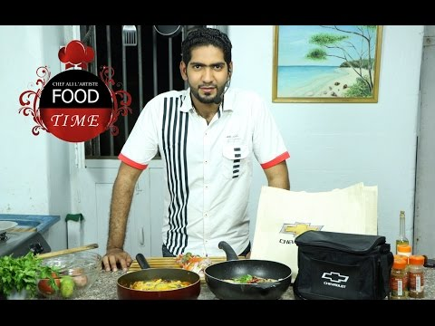 Food Time | Chef Ali Mandhry Chicken and Cheese old town kitchen