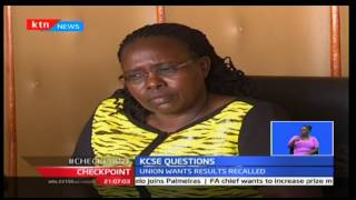 Trade Unions Congress calls for an audit of 2016 KCSE results