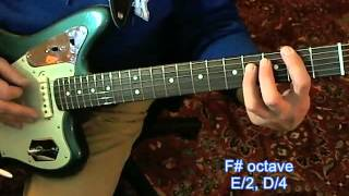 Easy Money - Johnny Marr - Guitar Lesson Part 2 of 2
