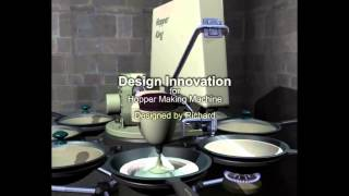 Automated Hopper Making Machine & Design Innovation