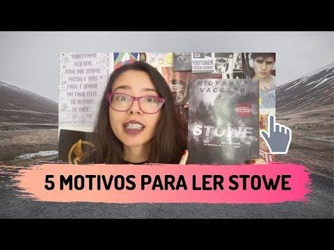 5 MOTIVOS PARA LER STOWE | Kemiroxtv