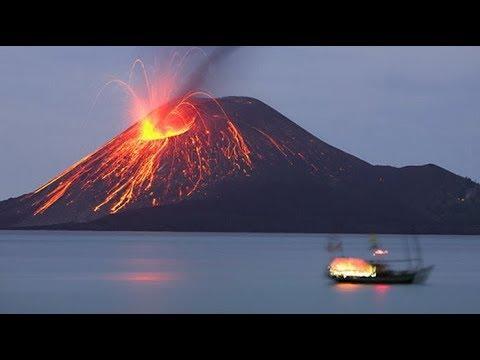 Gunung Anak Krakatau Meletus Lagi - Berita Terkini - Lampung