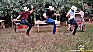 Adeus Meu Amor, Bruno E Barreto E Cowboys Vagabundos 🎤🎻🎶💥