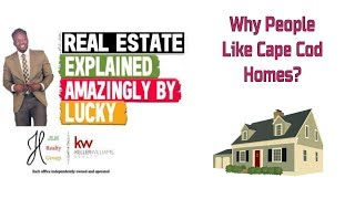 Facts About Cape Cod Homes || Real Estate Explained #214