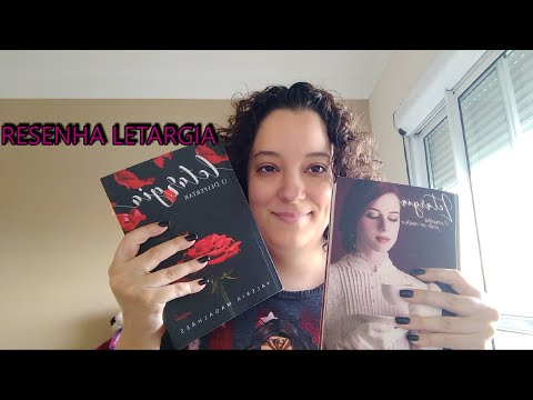 LETARGIA O AMANHA PODE SER MELHOR / LETARGIA O DESPERTAR - RESENHA - VALÉRIA MAGALHÃES #VEDA19
