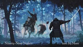 Ninety-Nine Nights - instrumental by Mors