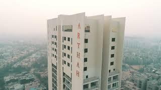 Artha by Thapar Builders I Day & Night Drone view I Big Bang Entertainment