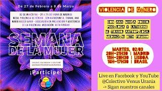 Mesa: Violencia de Género