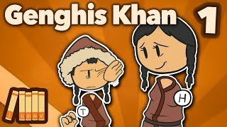 Genghis Khan - Temüjin the Child - Extra History - #1