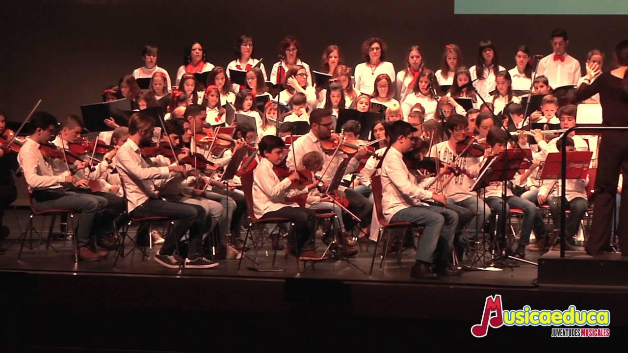 """""""El Mundo es Música"""" - 4º movimiento- Juan Antonio Simarro"""