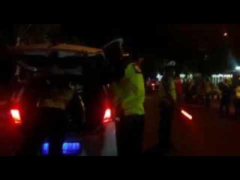 Cipkon Kamtibmas, Polres Jombang Lakukan Operasi Skala Besar