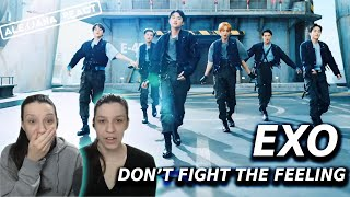 [MV REACTION] EXO (엑소) - Don't fight the feeling