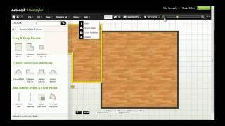 Autodesk Homestyler— Start Designing