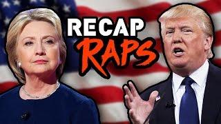ELECTION 2016 RECAP RAP (Trump vs Clinton)