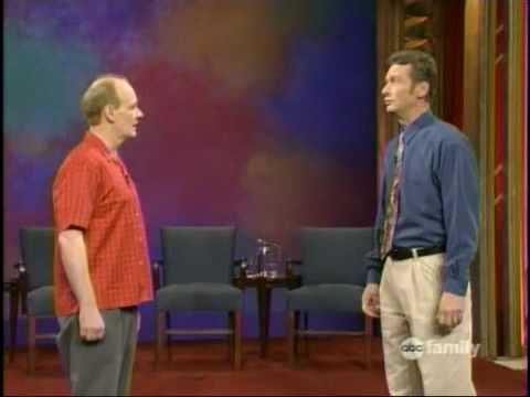 Whose Line Is It Anyway?: Nic než otázky #5