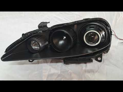 Alfa romeo 147 led fari auto headlights