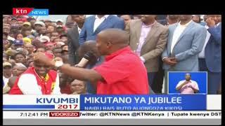Mikutano ya Jubilee : Naibu rais William Ruto asema wako tayari kwa uchaguzi mpya
