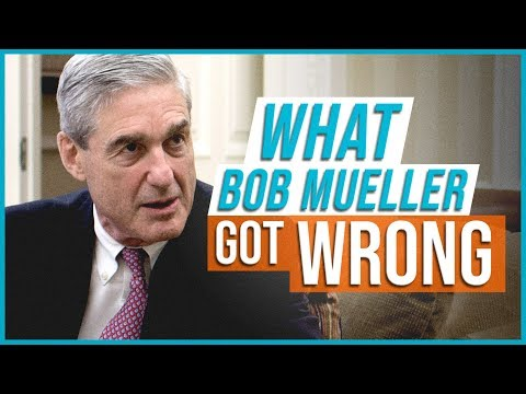 What Bob Mueller Got Wrong