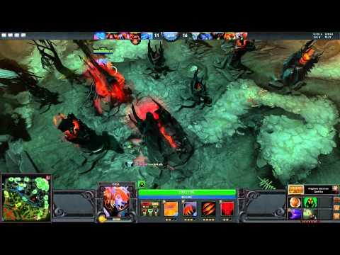 Dota 2 Ursa Gameplay 12 - 1 [1080p]