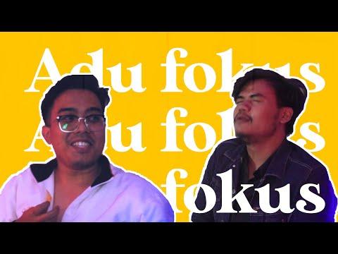 ADU FOKUS SAMBIL MAKAN PEDAS | TOPIK PEMBICARAAN BUCIN