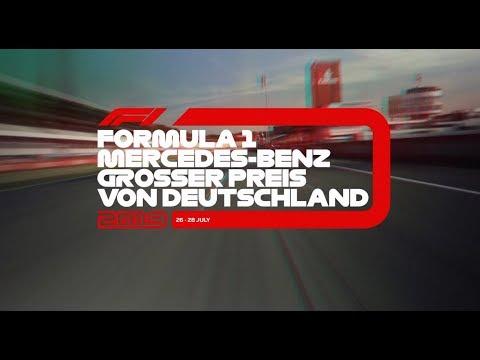 F1 GP de Alemania 2019