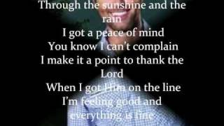 Josh Turner Everything is Fine [lyrics]